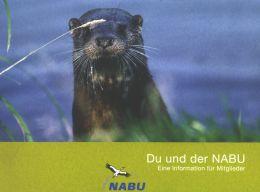 Arbeitsprobe ROTER FADEN-PR - Mitgliederbroschüre NABU